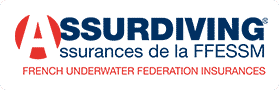 Assurdiving Assurance de la FFESSM - Frenc underwater Federation Insurances