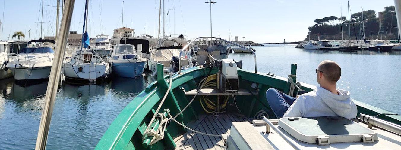Bateau Diplodus AixPlo Aix-en-Provence Plongée