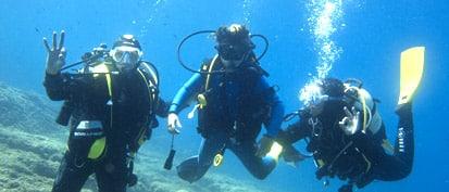 AixPlo Aix-en-Provence Plongée - Plongée sous-marine enfants